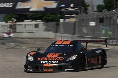 Jordan Taylor leads Detroit qualifying, captures first DP pole