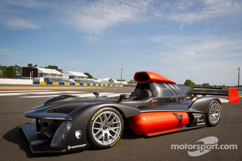 Withdrawal: GreenGT Technologies will be replaced by the ProSpeed Racing team