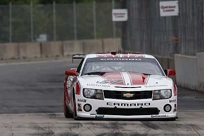 Liddell puts Stevenson Camaro fifth on Detroit 200 grid