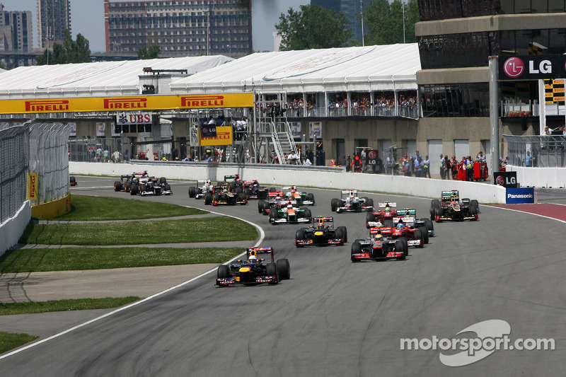 Montreal's Circuit Gilles Villeneuve - a modern classic