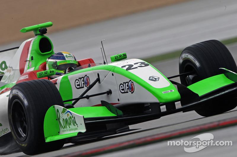 Troubled Saturday for Zeta Corse in Spa