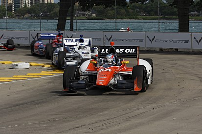 """Vautier and Pagenaud finish 11th and 12th in """"Dual 1"""" in Detroit"""