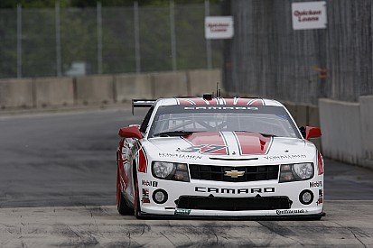 Stevenson Motorsports brings Chevrolet glory with Detroit victory