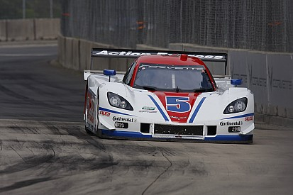 Action Express Racing takes second place in Detroit
