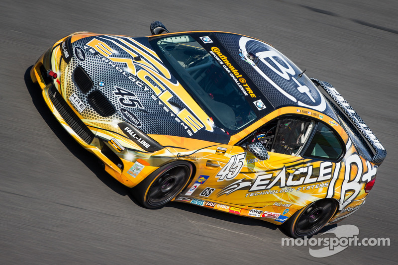 Eagle B+ Racing driver Al Carter impatient to return to GRAND-AM Racing