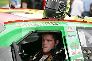 NASCAR Truck Breaking news Chad Hackenbracht signs limited schedule with KBM
