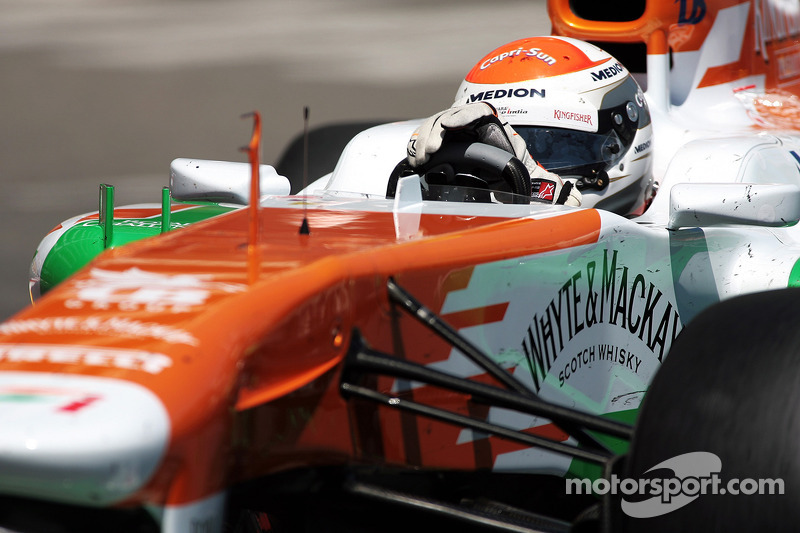 Sahara Force India heading to Montreal for it's 100th race