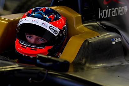 Korjus quickest at Budapest mid-season test