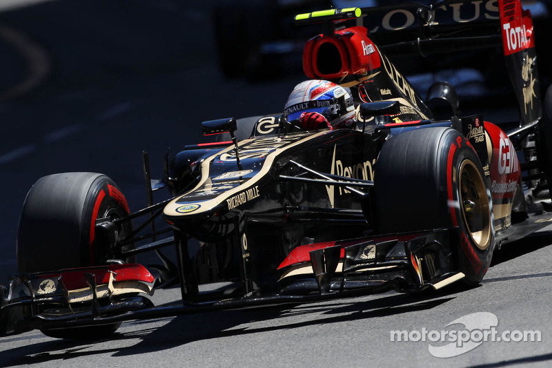 Grosjean denies reverting to 2012 'nutcase'