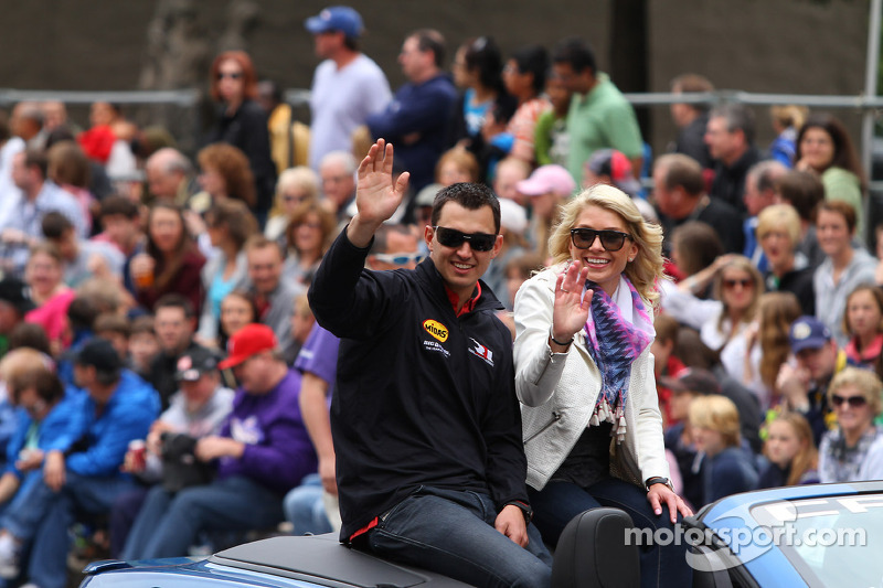 Rahal returns to TMS after near victory in 2012
