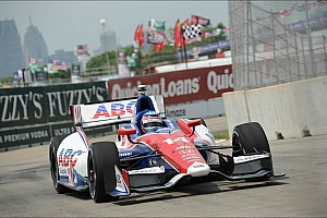 IndyCar Qualifying report Takuma Sato to start from 23rd position at Texas
