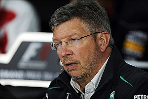 Formula 1 Breaking news Wolff denies Mercedes to sacrifice Brawn