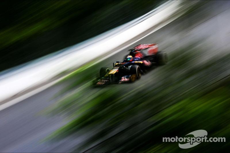 Vergne joins race for Webber's Red Bull seat