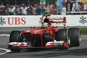 Formula 1 Breaking news Massa set to keep Ferrari race seat in 2014 - boss