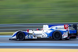 Le Mans Testing report KCMG completes successful Test Day ahead of 24 Hour race