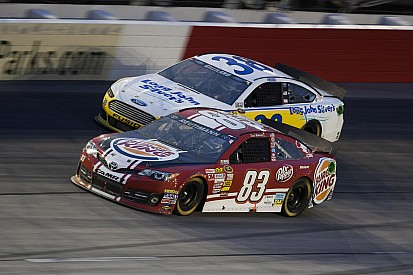 """""""The Tricky Triangle"""" lives up to its nickname for Reutimann"""