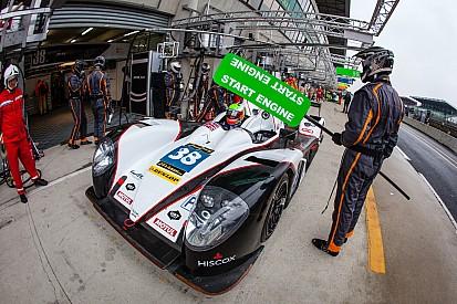 Jota Sport feeling confident following successful Le Mans Test Day