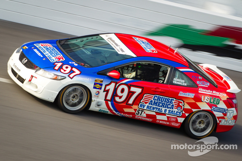 RSR Motorsports' Fergus, Cattaneo have history at Mid-Ohio