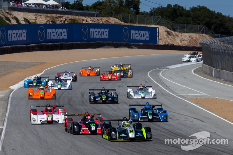 Mazda Raceway Laguna Seca >> Sean Rayhall Sets His Own Winning Legacy At Mazda Raceway