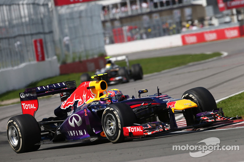 Red Bull set for Webber contract talks