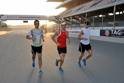 Dubai Autodrome hopes be considered for F1 test venue