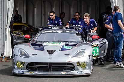 SRT Motorsports adjusting to Le Mans