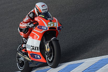 Difficult day for Ignite Pramac Racing Team