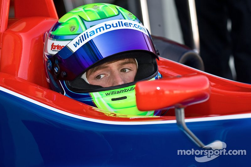 Rookie Buller joins Zeta Corse at Moscow