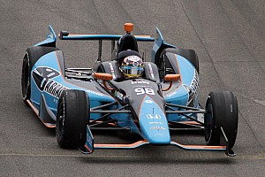 IndyCar Race report Day ends early for Barracuda Racing at Milwaukee IndyFest