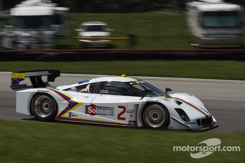 Ryan Dalziel closes title gap after podium at Mid-Ohio