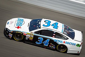 NASCAR Cup Breaking news Ragan to drive No. 34 hauler cross-country to Sonoma