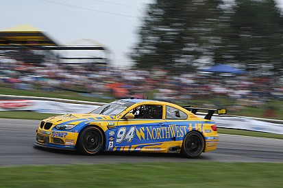 """Turner Motorsport BMW M3s with """"One Two"""" weekend at Mid-Ohio"""