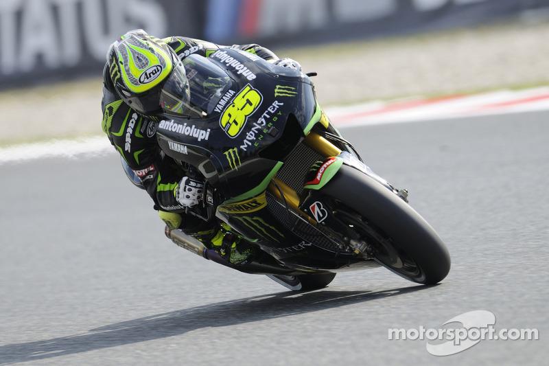 Super sixth for Smith, Crutchlow falls in Catalunya