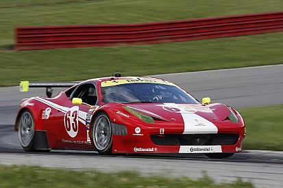 Scuderia Corsa Ferrari battles back from penalty to dramatic finish at Mid-Ohio