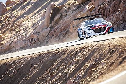 Peugeot Sport ready to take on Pikes Peak