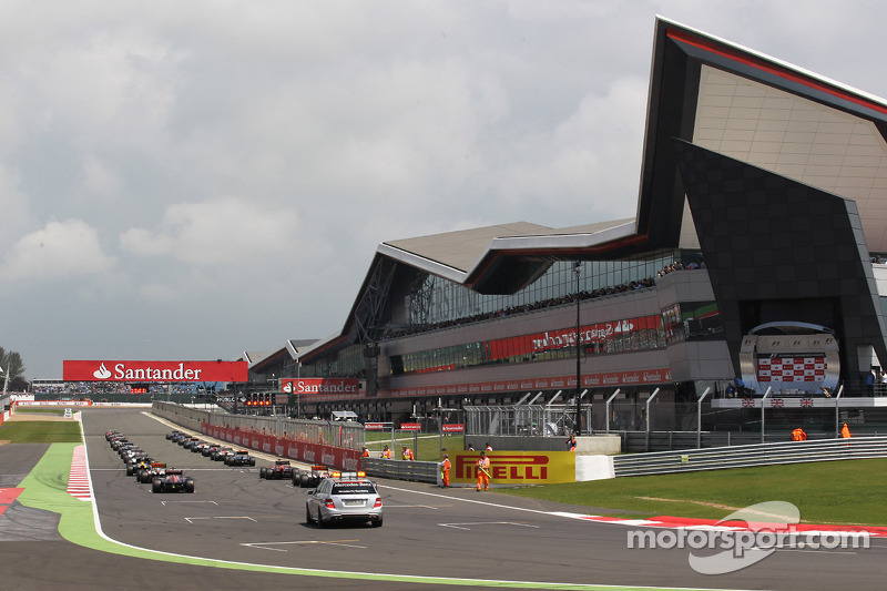 """British F1 drivers preview the British GP: """"One of the very best on the calendar"""""""