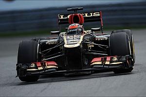 Formula 1 Breaking news New co-owner for Lotus team