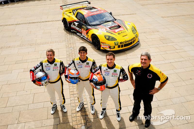 Final preparations complete ahead of Larbre Competition's Le Mans assault