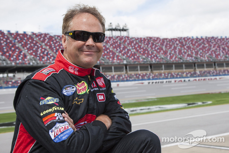 Mike Wallace ready for Road America's road course