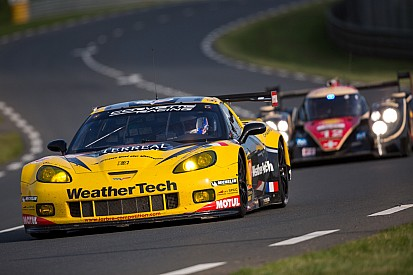 MacNeil is ready for 24 Hours at Le Mans