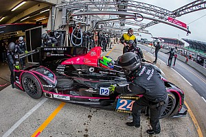 Le Mans Qualifying report Zytek Nissan Engine clinches pole at Le Mans