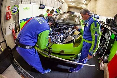 Krohn Racing fun facts regarding Ferrari chassis rebuild at Le Mans