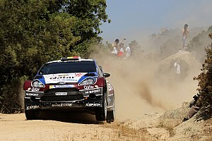 WRC Leg report Qatar M-Sport drivers after day 2 of Rally Sardegna