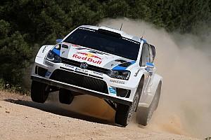 WRC Race report Ogier peerless in Sardinia