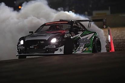 Daigo Saito takes his second consecutive victory