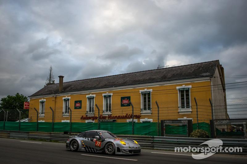 Dempsey Del Piero-Proton and Corvette Racing nearly nab class podiums
