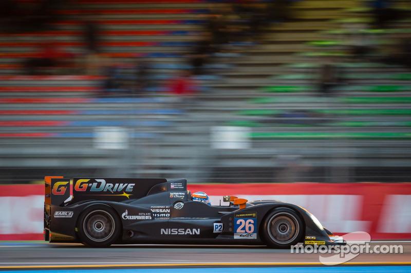 G-Drive Racing gives the ORECA 03 its third consecutive podium at Le Mans