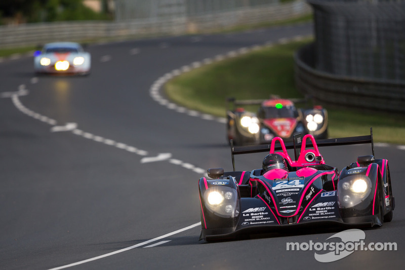 A stunning one-two finish in LM P2 for OAK Racing at the 24 Hours of Le Mans