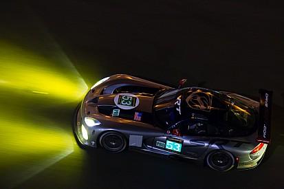 Dalziel helps bring Viper home on Le Mans return