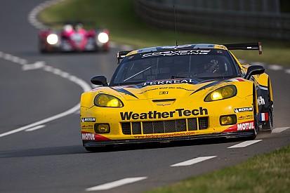 MacNeil has educational Le Mans 24 Hours in the WeatherTech Corvette